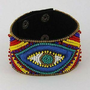 Eye Candy Bracelet/ Evil Eye Bracelet